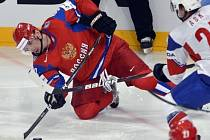 Nikolaj Žerděv v ruském dresu
