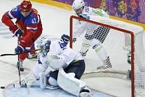 Rusové si nakonec poradili se Slovinci