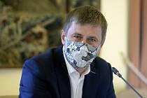 Ministr zahraničních věcí Tomáš Petříček (ČSSD)