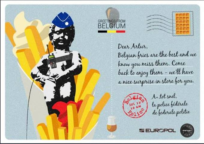 Belgie by ráda dopadla Artura Nawrockiho.