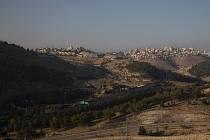Osada Male Adumim na palestinském Západním břehu Jordánu (na snímku z 29. června 2020)