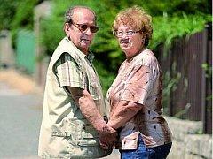 Zamilovaní senioři