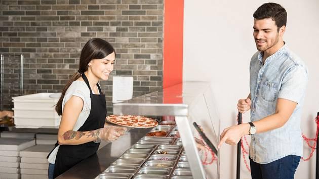 Kupujeme pizzu