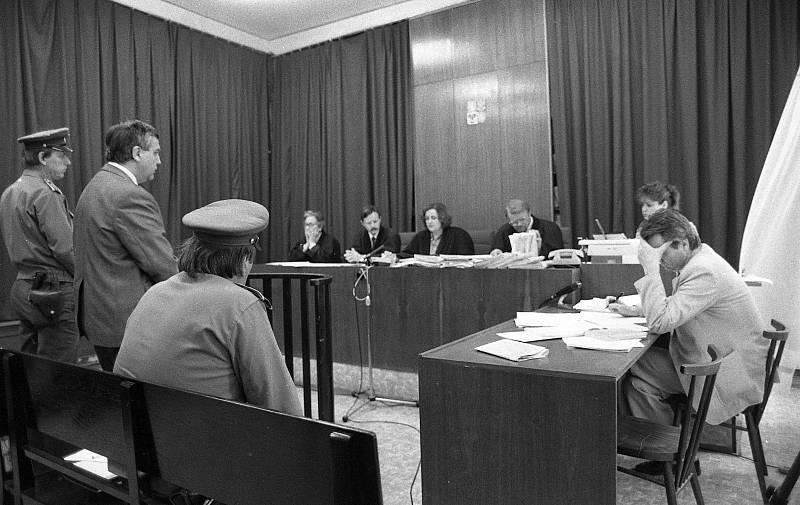Ze soudu s Miroslavem Štěpánem