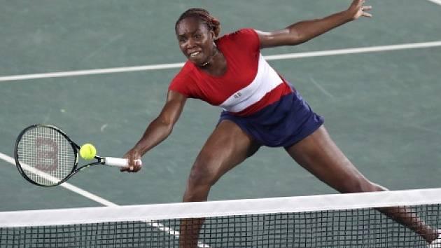Venus Williamsová v olympijském zápase