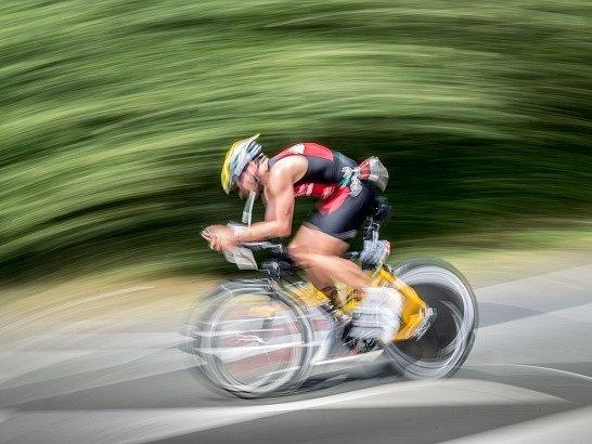 Triatlon - ilustrační snímek.