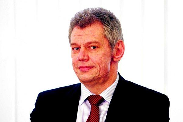Náměstek ředitelky Státního fondu životního prostředí Jaroslav Hrubeš