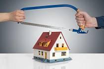 Dělení nemovitosti při rozvodu