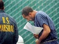 Odsouzený Rafiq Sabir.