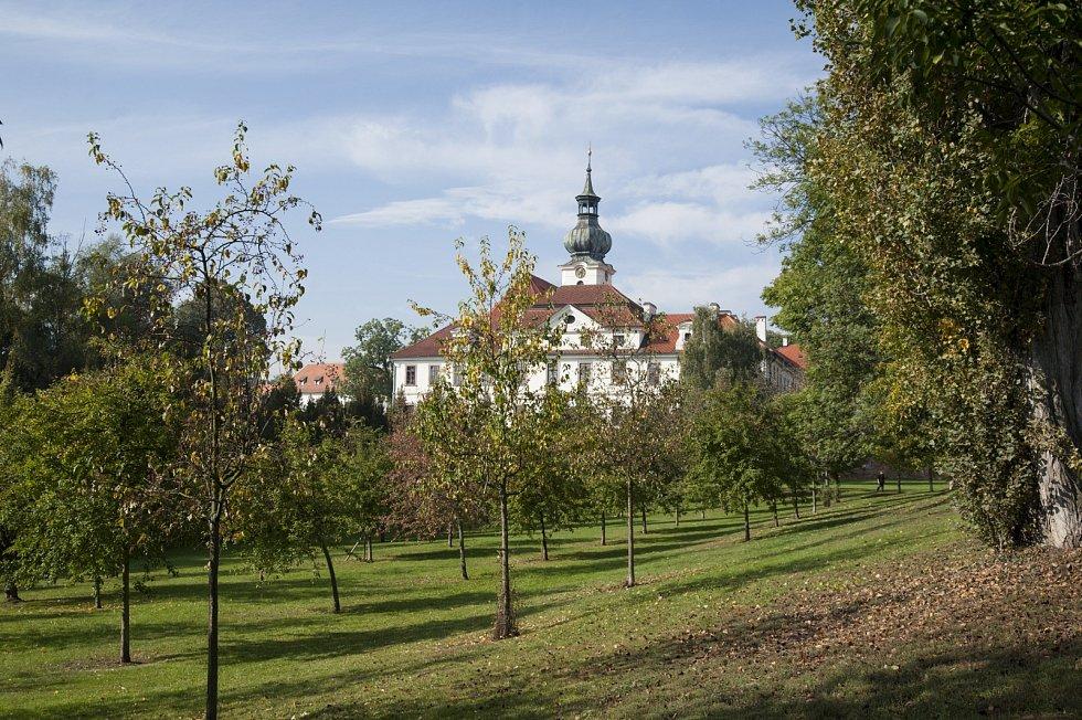 Břevnovský klášter v Praze