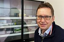 Vakcinolog Roman Chlíbek