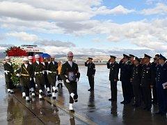 Do Ruska bylo dopraveno tělo pilota sestřeleného bombardéru Su-24.
