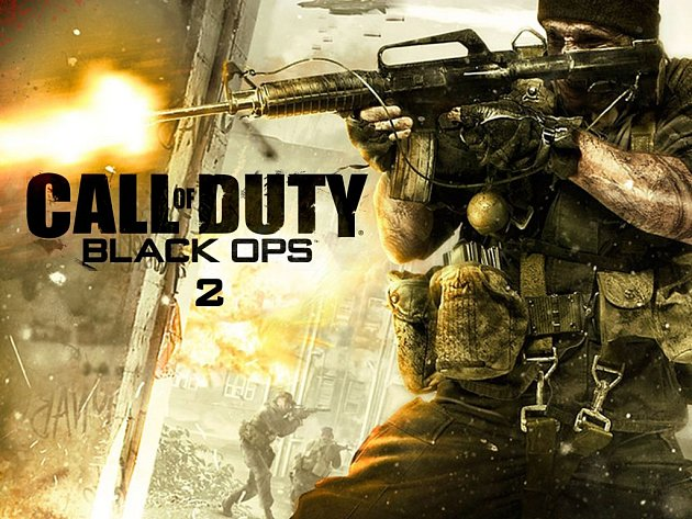 Počítačová hra Call of Duty: Black Ops 2.