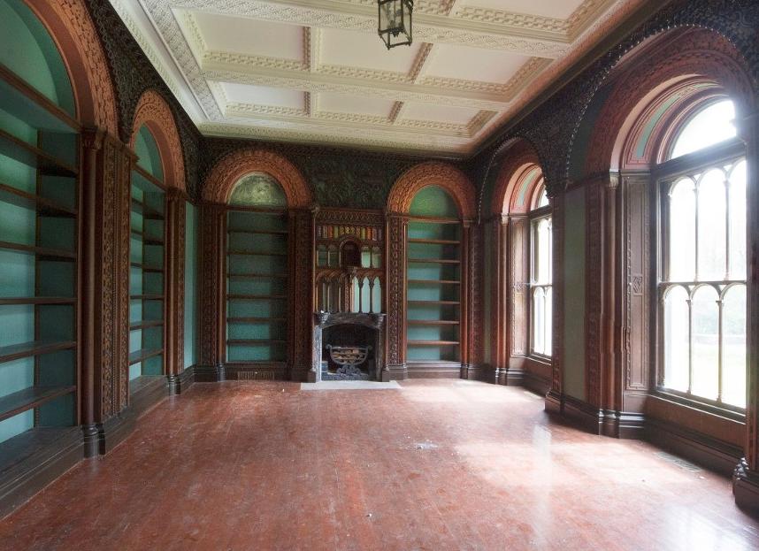 Rekonstrukce zahrnovala i zachování původních barev.