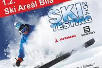 V sobotu 1. února 2014 ožije zimní středisko Bílá v Beskydech unikátní akcí - ATOMIC SALOMON SKITESTING 2014.