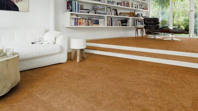 Korková podlaha