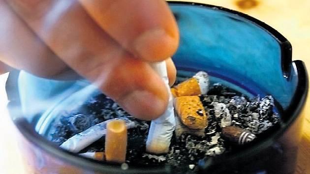 Kouření oslabuje imunitu.