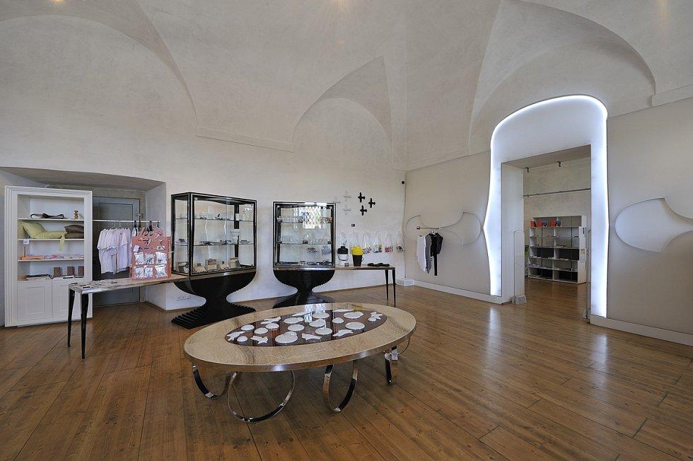 Galerie Středočeského kraje v Kutné Hoře: Designshop
