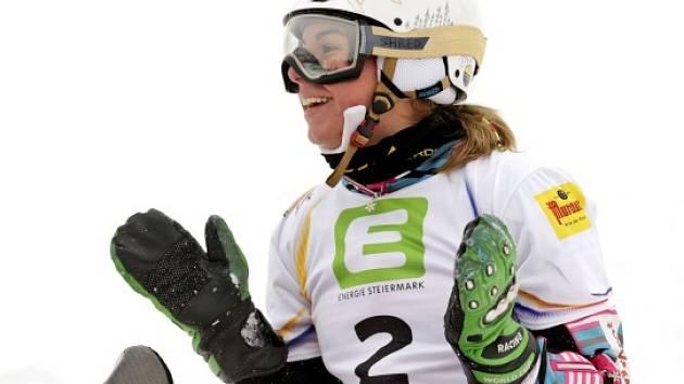 Ester Ledecká ovládla mistrovství světa