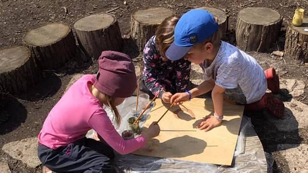 Lesní mateřská školka