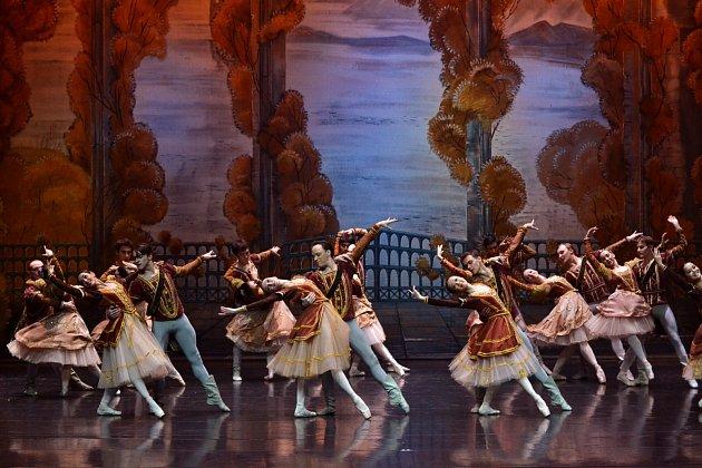 Z představení baletu