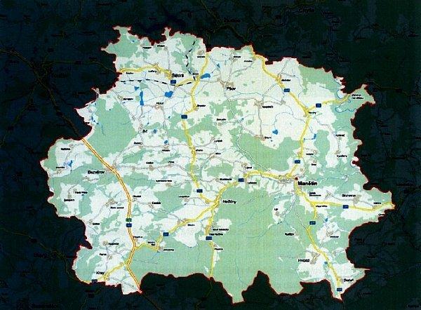 Na severním Plzeňsku vznikla nová česká oblast tmavé oblohy. Největší vrepublice.