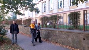 Ivan Bartoš odvolil v Ústí.