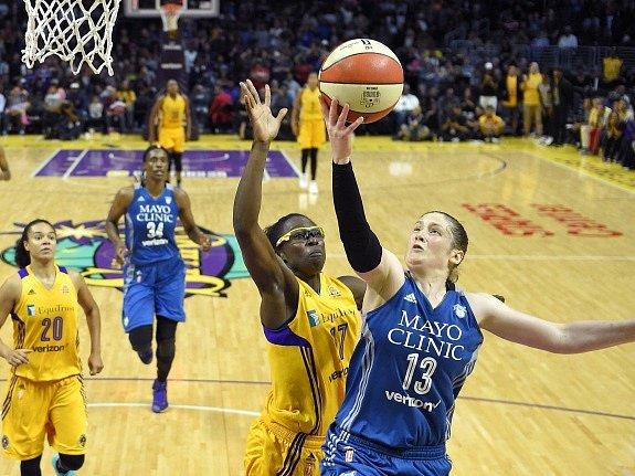 Finále WNBA: Los Angeles - Minnesota