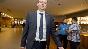 Martin Malík, šéf Fotbalové asociace České republiky (FAČR)