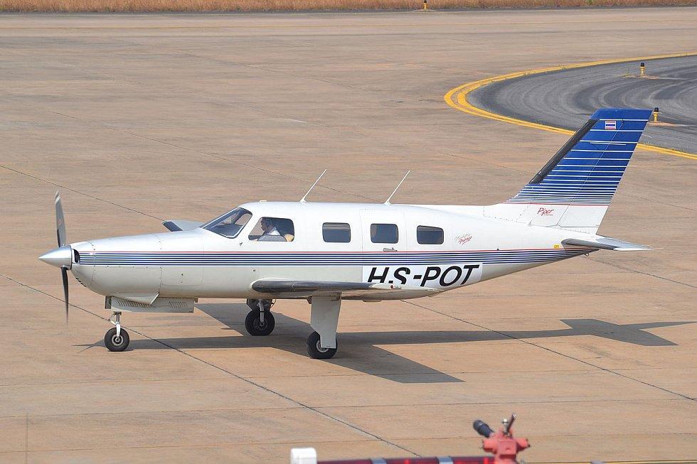 Letoun Piper PA-46 Malibu - Ilustrační foto