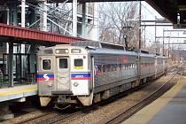 Vlak společnosti SEPTA.