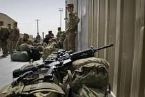 Američtí vojáci. Ilustrační foto.