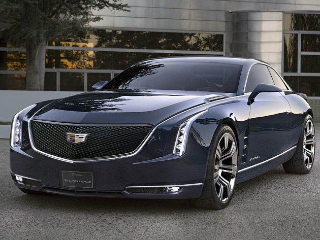 Cadillac Elmiraj Concept.
