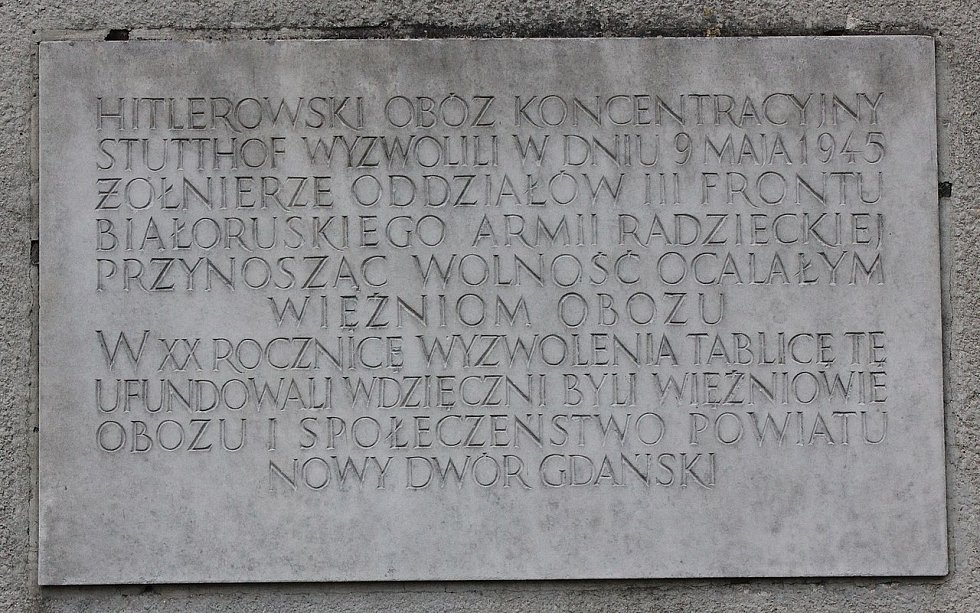 Dopisy vězňů koncentračního tábora Stutthof
