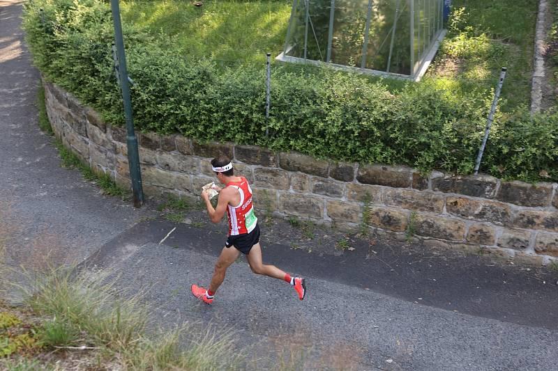MS v orientačním běhu v Doksech: Bronz vybojovali Švýcaři