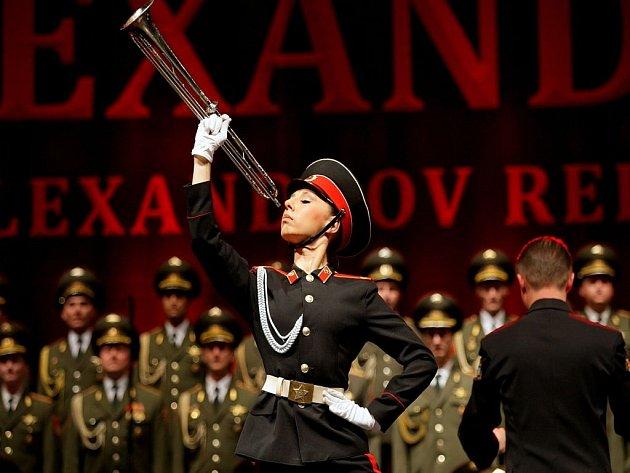 Alexandrovci jsou v Česku častými a vítanými hosty.