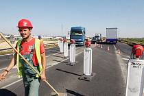 Ve sporu ekologické organizace Děti Země s ministerstvem dopravy ve věci dostavby dálnice D8 v úseku 61,1 - 62,3 kilometru dal soud za pravdu státní instituci. Stavba tak může pokračovat dál.