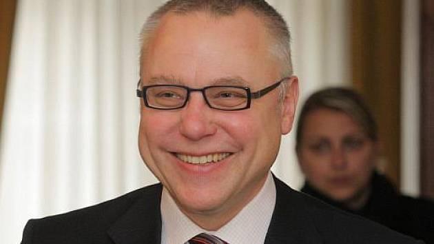 Zástupce vlastníků OKD Zdeněk Bakala