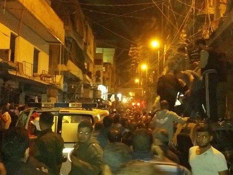 Sebevražedné útoky v Bejrútu si vyžádaly desítky lidských obětí.