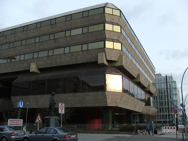 Budova českého velvyslanectví v Berlíně