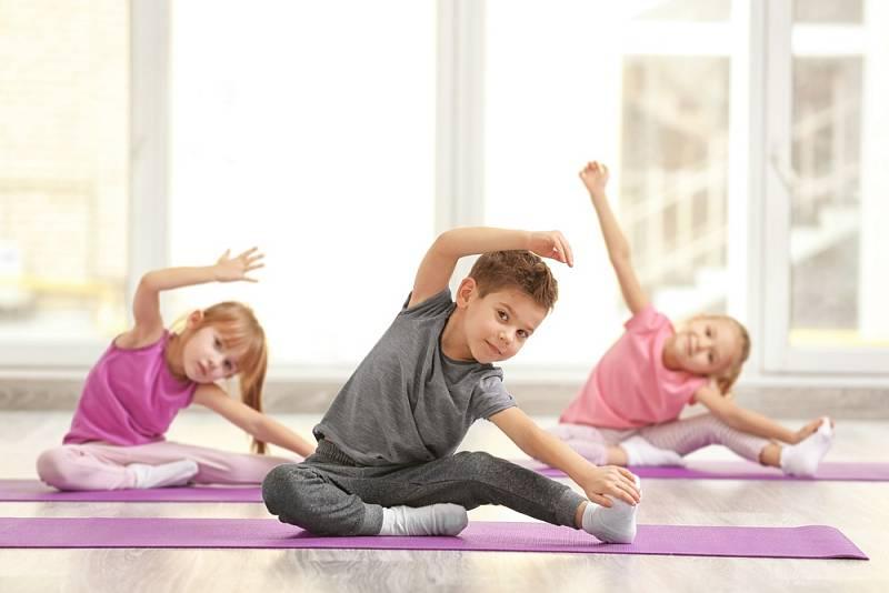 Děti jsou s pohybovou aktivitou slušně řečeno na štíru