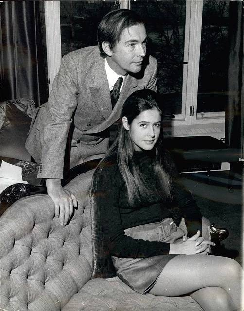 Dr. Barnard s druhou manželkou (mladší o 28 let)