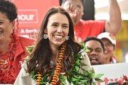 Jacinda Ardern, šéfka labouristů a předpokládaná premiérka Nového Zélandu.