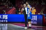 MS v basketbale, ČR - Srbsko
