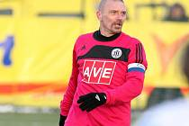Tomáš Řepka v dresu Českých Budějovic.