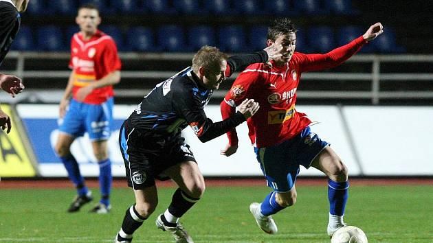 Fotbalisté Plzně si zajistili v duelu s Kladnem postup do čtvrtfinále Ondrášovka Cupu.