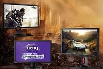Herní monitor BenQ XL2411Z.