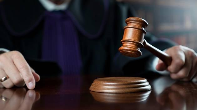 Soud, soudce - Ilustrační foto