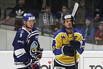 Hokejisté Kladna zdolali Ústí nad Labem