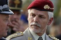 Náčelník českého generálního štábu Petr Pavel.
